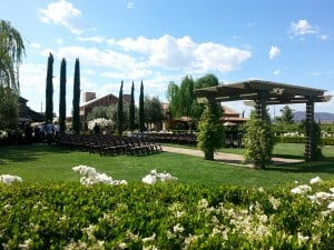 Ponte Winery wedding DJ in Temecula
