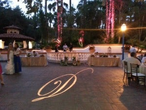 Orange County Wedding DJ at Rancho Las Lomas