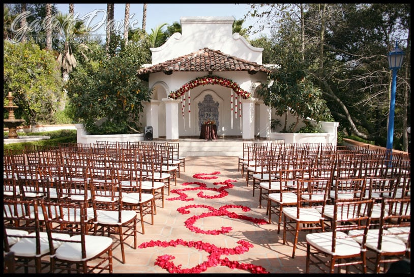 Oc Wedding Disc Jockey Recommends Rancho Las Lomas In