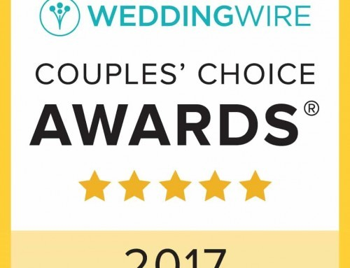 Music Man Event Professionals Honored For Excellence With 2017 WeddingWire Couples' Choice Award®