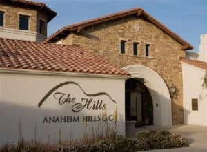 Anaheim Hills Golf Club Wedding
