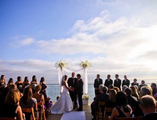 Surf and Sand Resort Wedding – An Intimate Wedding- Orange County Wedding DJ
