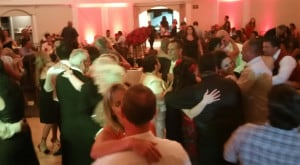 Casino San Clemente wedding Dance Floor