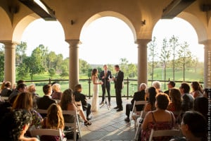 Mission Viejo Country Club Ceremony 3