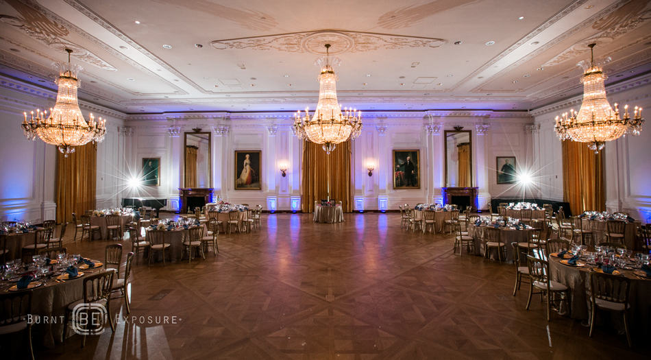 Richard Nixon Library Wedding Dj Reception