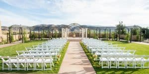 Fazeli Cellars Winery Weddings - Ceremony