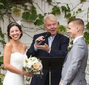 Orange County Wedding Officiant - Brent Edwards