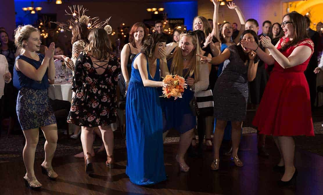 5 Tips For Customizing Your Orange County Wedding Reception