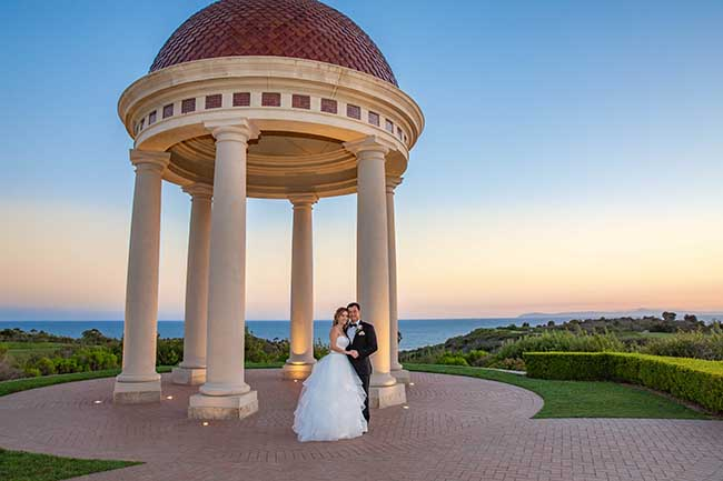 Resort at Pelican Hill Wedding