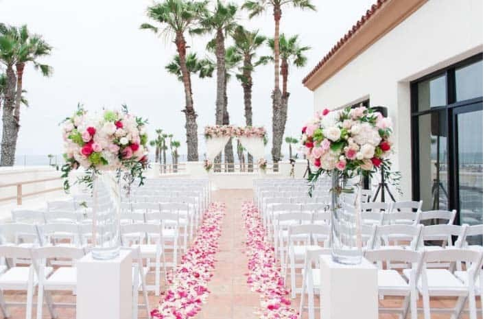 Huntington Beach State And The Ballrooms Ceremony Sites Have Amazing Views Of Last Wedding We Did At Resort Was In